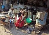 Вместо душа / Фото из Индии