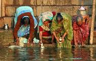 Стирка / Фото из Индии