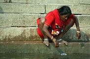 Набережная Варанаси / Фото из Индии