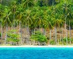 Райский пляж на Пипи