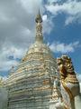 Ступа, Ват Четаван / Фото из Лаоса