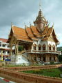 Одно из зданий Ват Буппарам / Фото из Лаоса