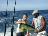 глубоководная рыбалка / Тринидад и Тобаго