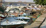 Фелюки на приколе / Фото из Египта