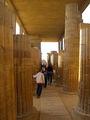 Колоннада храма в в Саккаре / Фото из Египта