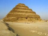 Пирамида сэра Джосера / Фото из Египта