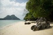 Пляж на Ко-Пода, Таиланд