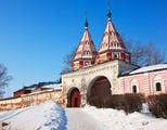 Ризоположенский монастырь, Суздаль