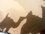 Направляясь вглубь пустыни / Фото из Туниса