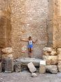 Ниша огромной статуи пустует / Фото из Туниса