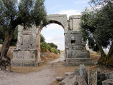 Триумфальная арка Александра Севера / Фото из Туниса