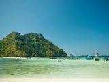 Живописное побережье Таиланда