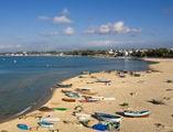 Тунисский пляж