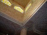 Потолок ресепшен Дана Бич / Фото из Египта