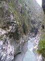 Река в ущелье / Фото из Тайваня