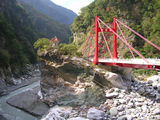 Подвесной мост / Фото из Тайваня