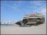 Морской порт в Одессе / Фото из Болгарии