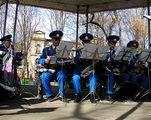 Военный оркестр / Фото из Болгарии