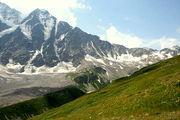 Альпийские луга на Чегете