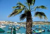 "Лодки ""луццу"" на Мальте"