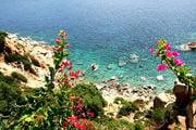 Изумрудные воды побережья Сардинии