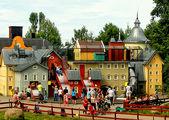 Парк Астрид Линдгрен, Швеция