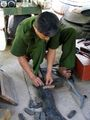 Сандалии из покрышек / Фото из Вьетнама