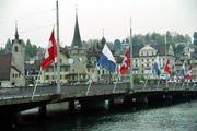 Люцерн. Мост / Германия
