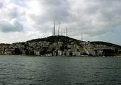 Киналиада - первый из группы Принцевых островов / Фото из Турции