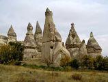 Семь волшебных мистических скал в долине Zemi / Фото из Турции