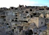 Древний пещерный город / Фото из Турции