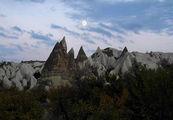 Лунная ночь в Каппадокии / Фото из Турции
