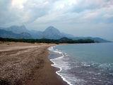 Дикий пляж Кемера / Фото из Турции