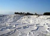 Снежная равнина, как ты мне родна... / Фото из Турции