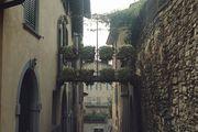 Бергамо. Балкон / Италия
