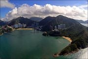 Чистейшие пляжи Гонконга