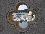 Дубровник. Вид на старый порт с городской стены / Фото из Хорватии