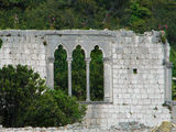 Детали замка / Фото из Хорватии