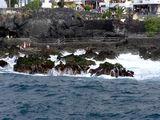 Экстремальное купание в Пуэрто-де-ла-Крусе / Фото из Испании