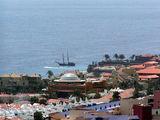 Шхуна на море / Фото из Испании