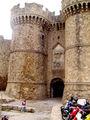 Городские ворота / Фото из Греции