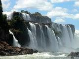 Водопад Игуасcу / Фото из Аргентины