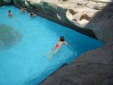 бассейн. отель King Tut