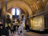Церковь памяти кайзера Вильгельма, интерьер / Фото из Германии