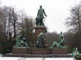 Памятник Бисмарку / Фото из Германии
