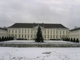 Дворец Бельвю (XVIII век), сейчас - резиденция президента Германии / Фото из Германии