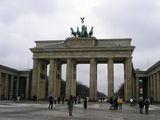 Бранденбургские ворота / Фото из Германии