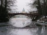 Мост в парке Шарлоттенбург / Фото из Германии