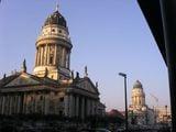 Площадь Жендарменмаркт: Немецкий собор, Французский собор / Фото из Германии