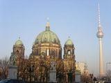 Берлинская телебашня (368 м) / Фото из Германии